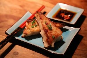 »Fried Turnip and Chinese Sausage Cake«