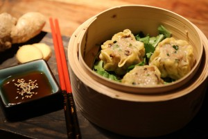 »Pork and Shrimp Siu Mai«